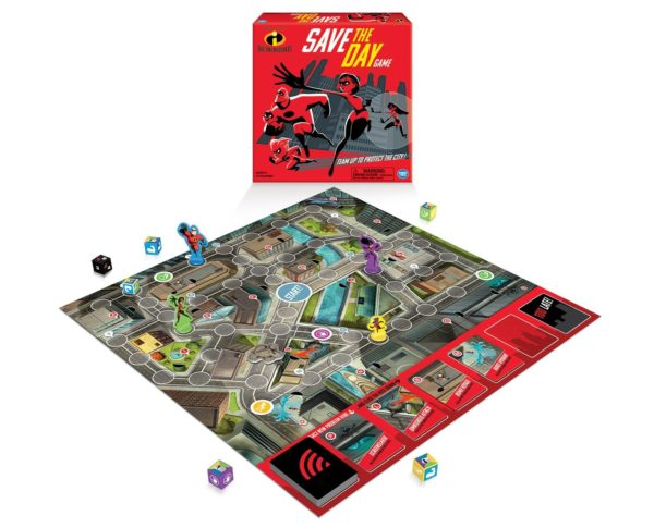 Incredibles 2 Board Game