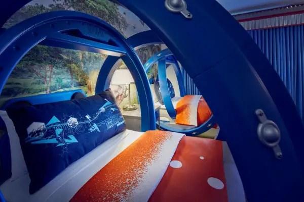 Jurassic World Kids' Suites