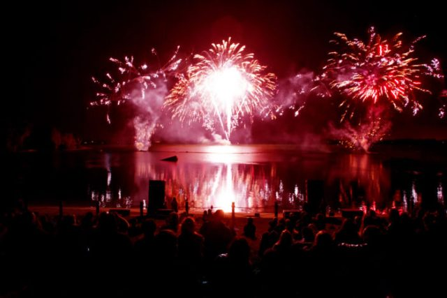 LEGOLAND Florida Celebrates 4th of July With Biggest Fireworks Display of the Year 5