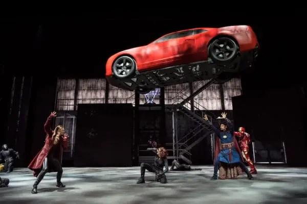 Disneyland Paris Presents Marvel Summer Of Super Heroes 2