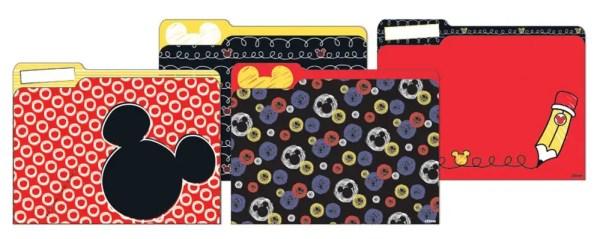 Mickey Mouse Folders