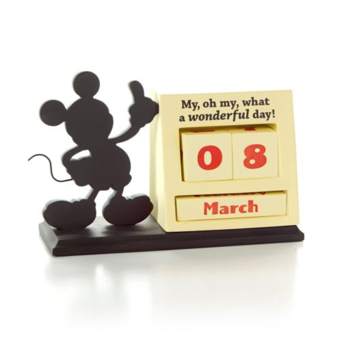 Mickey Mouse Perpetual Calendar