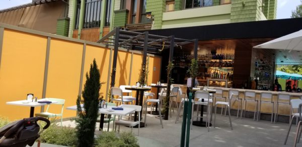 Outdoor Seating Area At Naples Gets A Fresh New Look 4