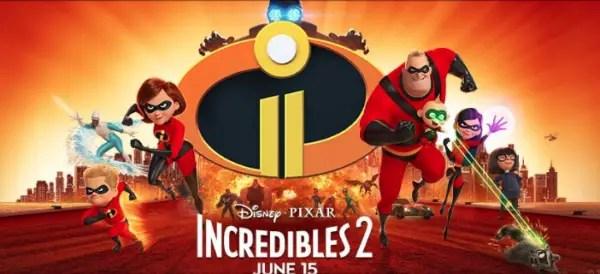 AMC TheatersIncredibles 2 fan screenings