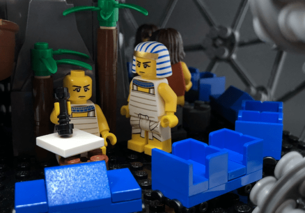 Spaceship Earth LEGO
