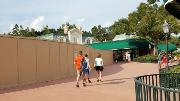 Construction Update: Disney Skyliner At Epcot's International Gateway 2
