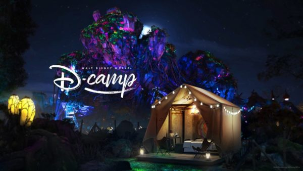 Enter to Win This Ultimate Glamping Experience in Pandora with Disney!