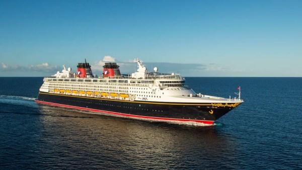 Upgrading Disney Cruise Terminal