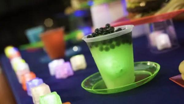 Disney H2O Glow Nights Refreshments