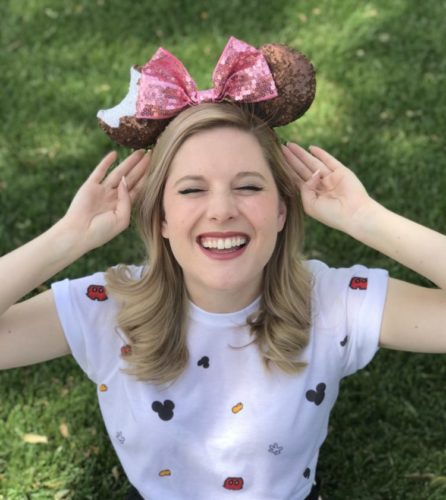 Mickey Ice Cream Bar Minnie Ears Are Deliciously Cute 1
