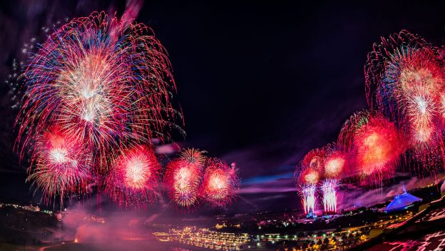 Watch Fourth of July Fireworks Live From the Magic Kingdom!
