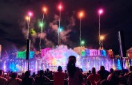 VIDEO: See Universal Orlando's Newest Nighttime Show - Cinematic Celebration!