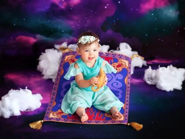 These Disney Princesses Celebrate Their One-Year-Old Birthdays! 11