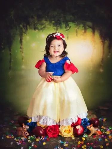 These Disney Princesses Celebrate Their One-Year-Old Birthdays! 2