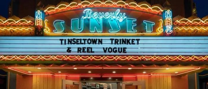Reel Vogue on Sunset Boulevard