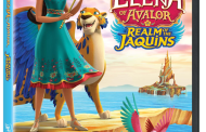 Elena of Avalor: Realm of the Jaquins DVD Release