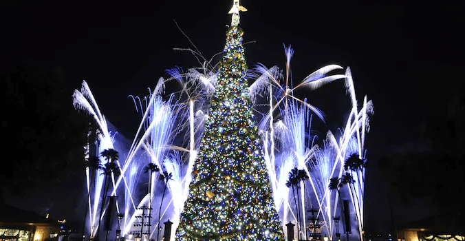 Epcot International Festival of the Holidays Is Here