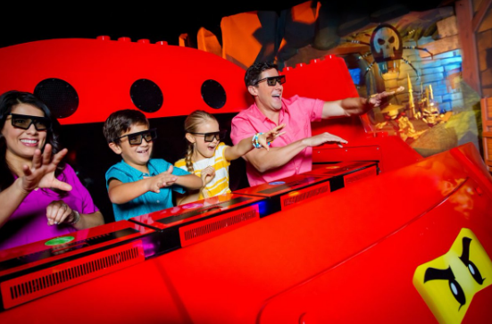 Kids Get In Free at LEGOLAND with Adult Admission 1