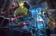 Hong Kong Disneyland Announces Name for New Ant-Man and The Wasp Attraction