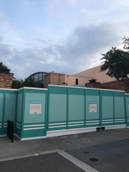 Pixar Place closed