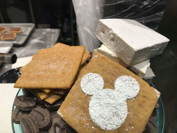 The Ultimate Disney S'mores from The Ganachery inDisney Springs