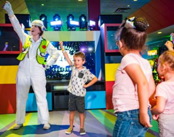 Your Child Will Have a Ball at the Contemporary's Pixar Play Zone! 4