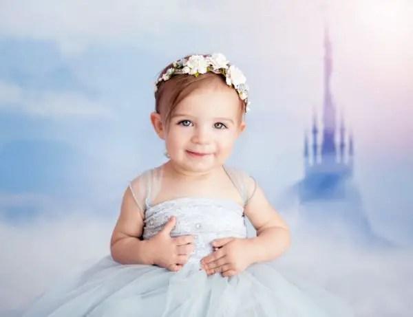 These Disney Princesses Celebrate Their One-Year-Old Birthdays! 6
