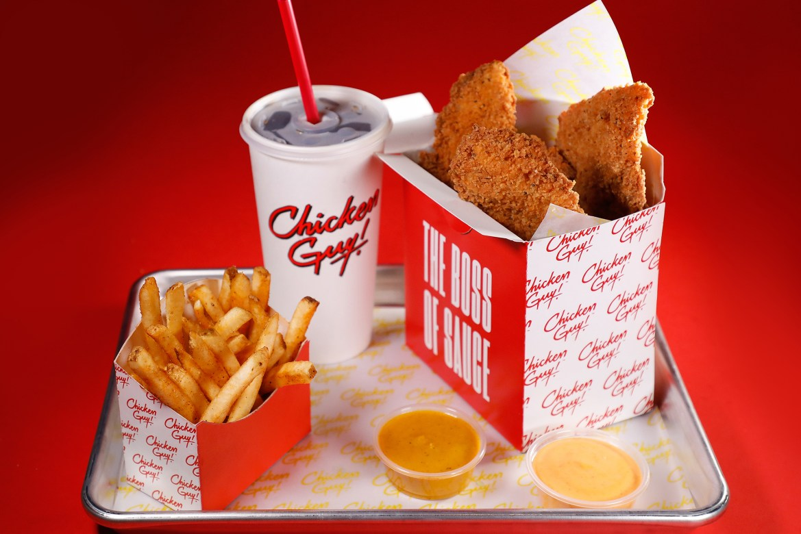 New Details and Photos Released for Chicken Guy! – Coming to Disney Springs