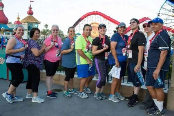 Cast Members Take Part In Annual Disneyland Resort Canoe Race 4