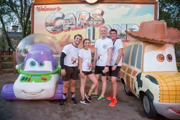 Cast Members Take Part In Annual Disneyland Resort Canoe Race 5