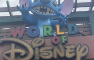 Spitting Stitch at World of Disney