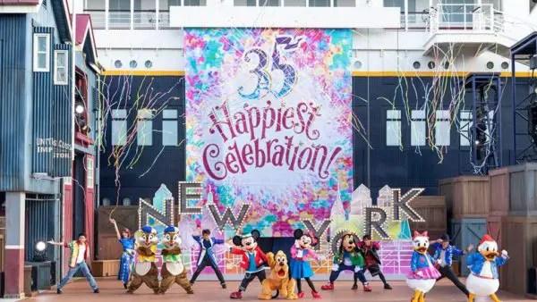 New Entertainment Premieres at Tokyo Disney Resort's Happiest Celebration! 2