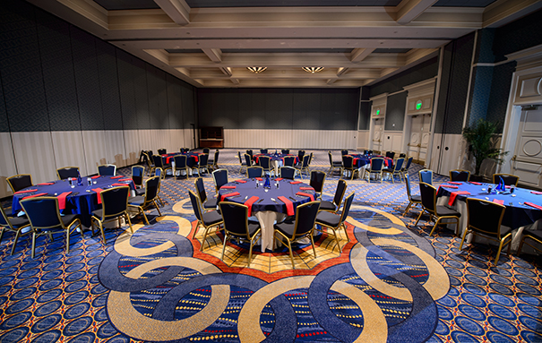 Re-Imagined Meetings and Convention Space at Disney's Yacht & Beach