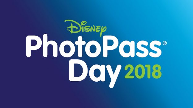Disney PhotoPass Day 2018