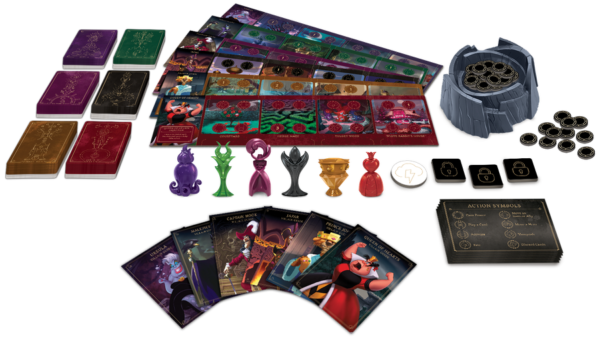 The Worst Takes It All, With Disney's New Villainous Board Game 2