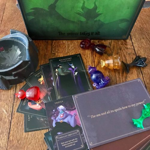 The Worst Takes It All, With Disney's New Villainous Board Game 4