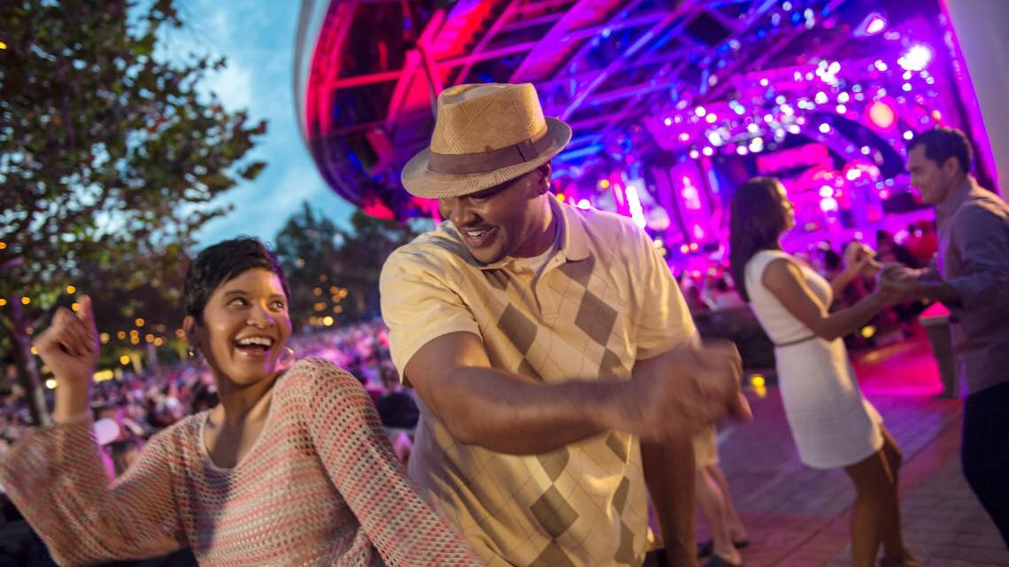 Annual Passholders to Receive Reserved Seating at Select Eat to the Beat Concerts