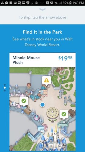 You Can Now Shop Right From Your My Disney Experience App 4