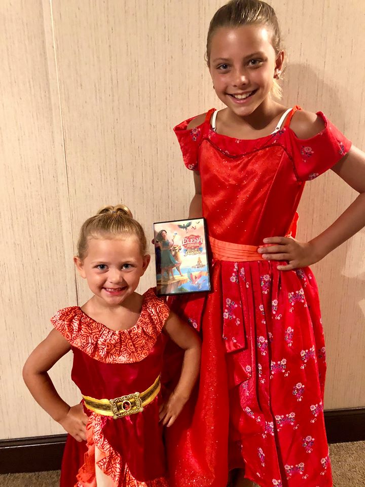 'Elena of Avalor: Realm of the Jaquins' DVD Review