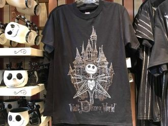 New Disney Parks The Nightmare Before Christmas Merchandise