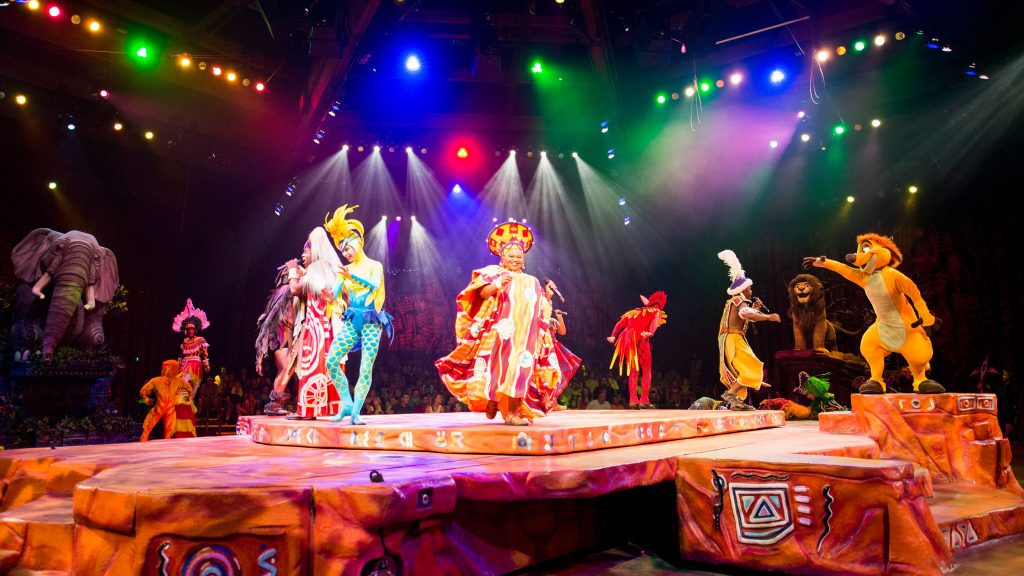 Dining Packages Announced for 'Festival of the Lion King'