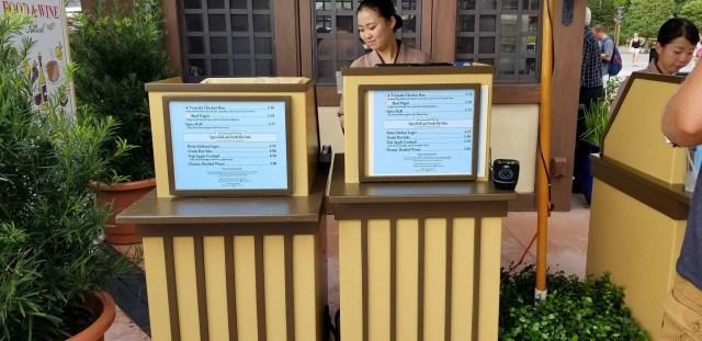 Japan Food Booth