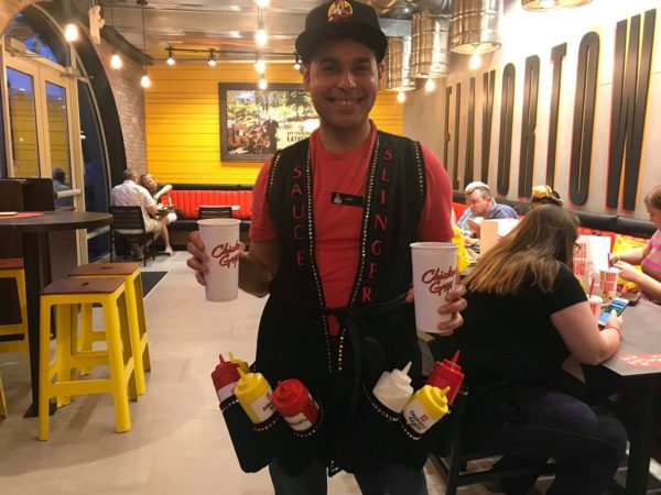 Chicken Guy In Disney Springs Is Now OPEN! 9