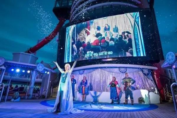 Amazing Fun Onboard Disney Cruise Line's Alaskan Sailings 3
