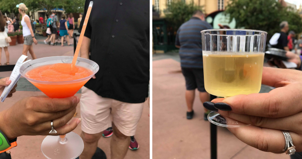 It's All About The Drinks At Epcot's International Food And Wine Festival 46