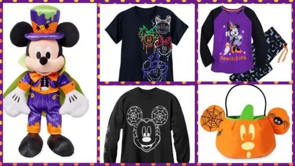 New Disney Halloween Items