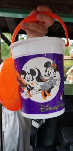 Halloween Popcorn Buckets Have Arrived At Walt Disney World 3