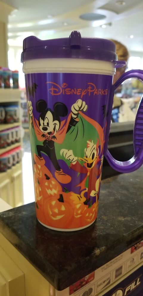 Happy Halloween 2018 Resort Refillable Mug Have Arrived At Walt Disney World 1
