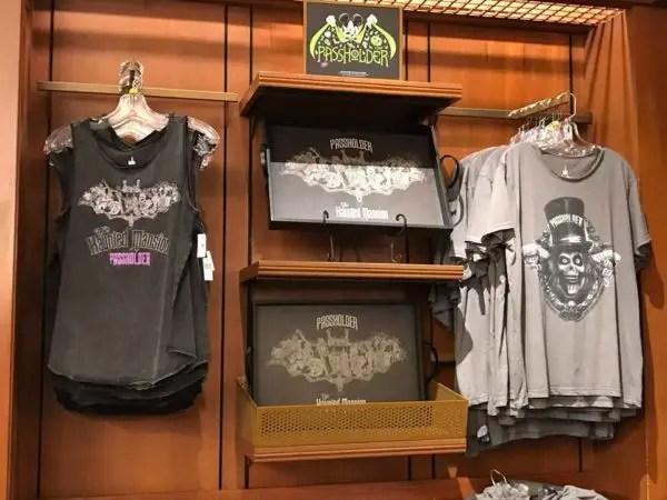 Haunted Mansion Annual Passholder Merchandise