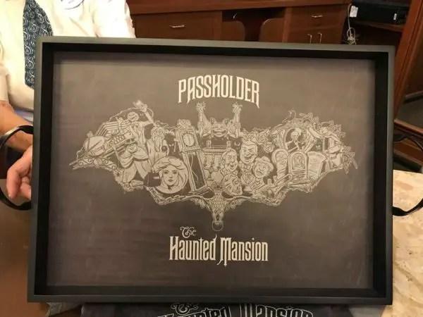 New Haunted Mansion Annual Passholder Merchandise at Magic Kingdom 3